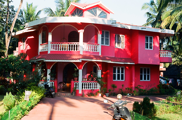 Goan House Designs And Floor Plans: Hey Maybe We Should Go To India Part III: Goa